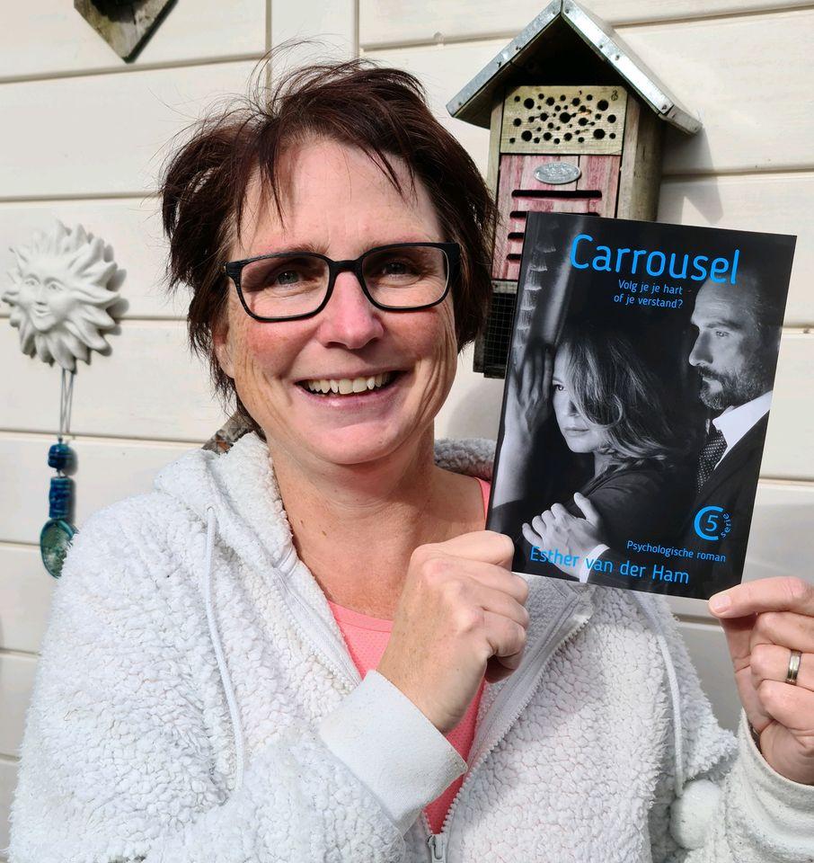 Esther van der Ham roman carrousel feestpakket