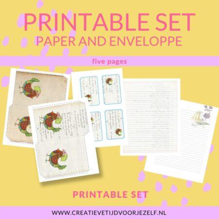 printable bird