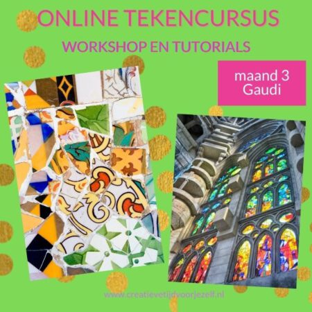 online workshop gaudi