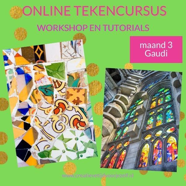 online workshop gaudi