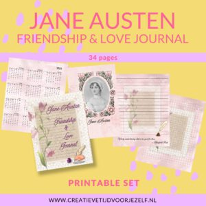 Love and friendship journal