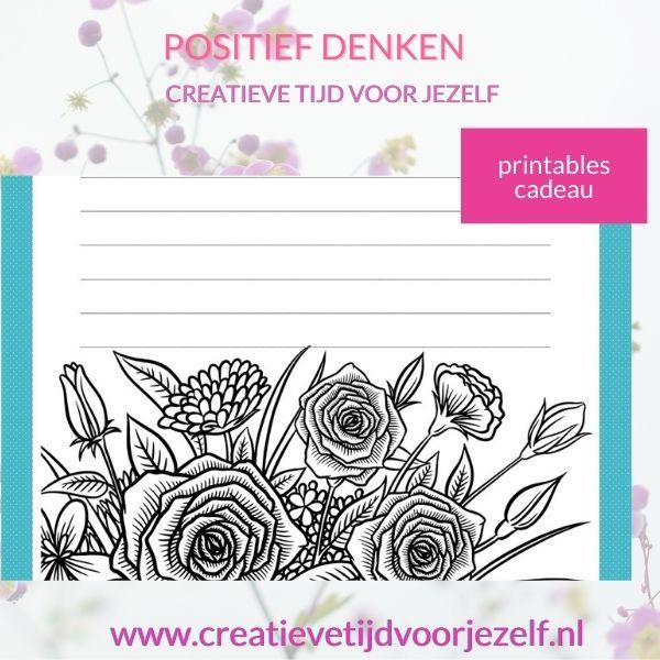 Hoe kan je positief denken?