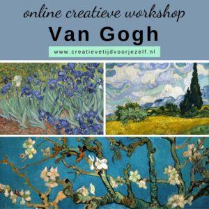 online tekencursus Van Gogh
