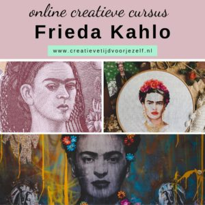 creatieve cursus Frieda Kahlo
