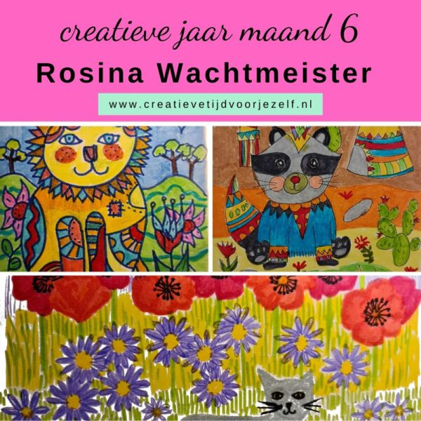 workshop Rosina Wachtmeister