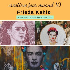 Creatieve workshop Frieda Kahlo