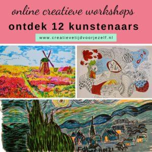 online creatieve workshops