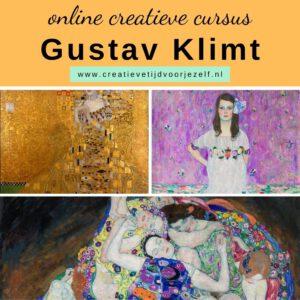creatieve cursus gustav klimt