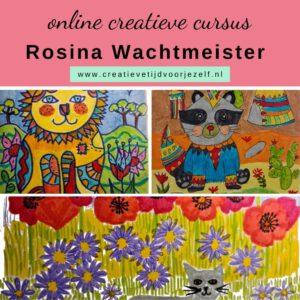 creatieve cursus rosina wachtmeister