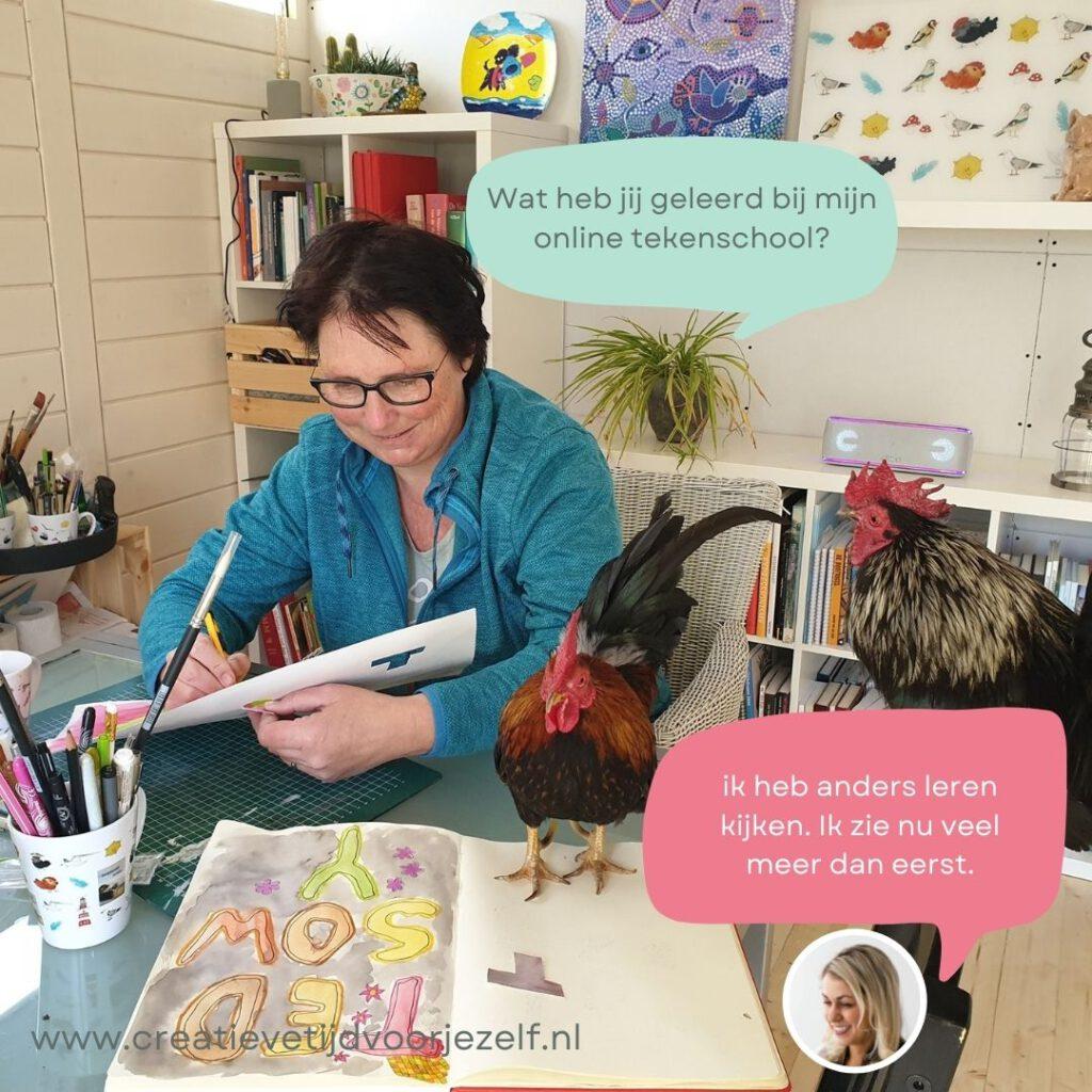 online tekenschool